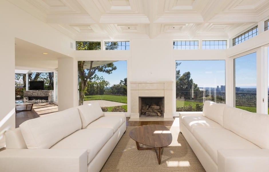Elvis Presley Home Living Room 1174 Hillcrest Beverly Hills