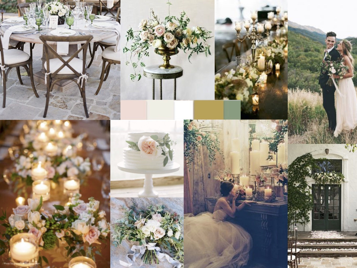 Couture Events Inspiration Board