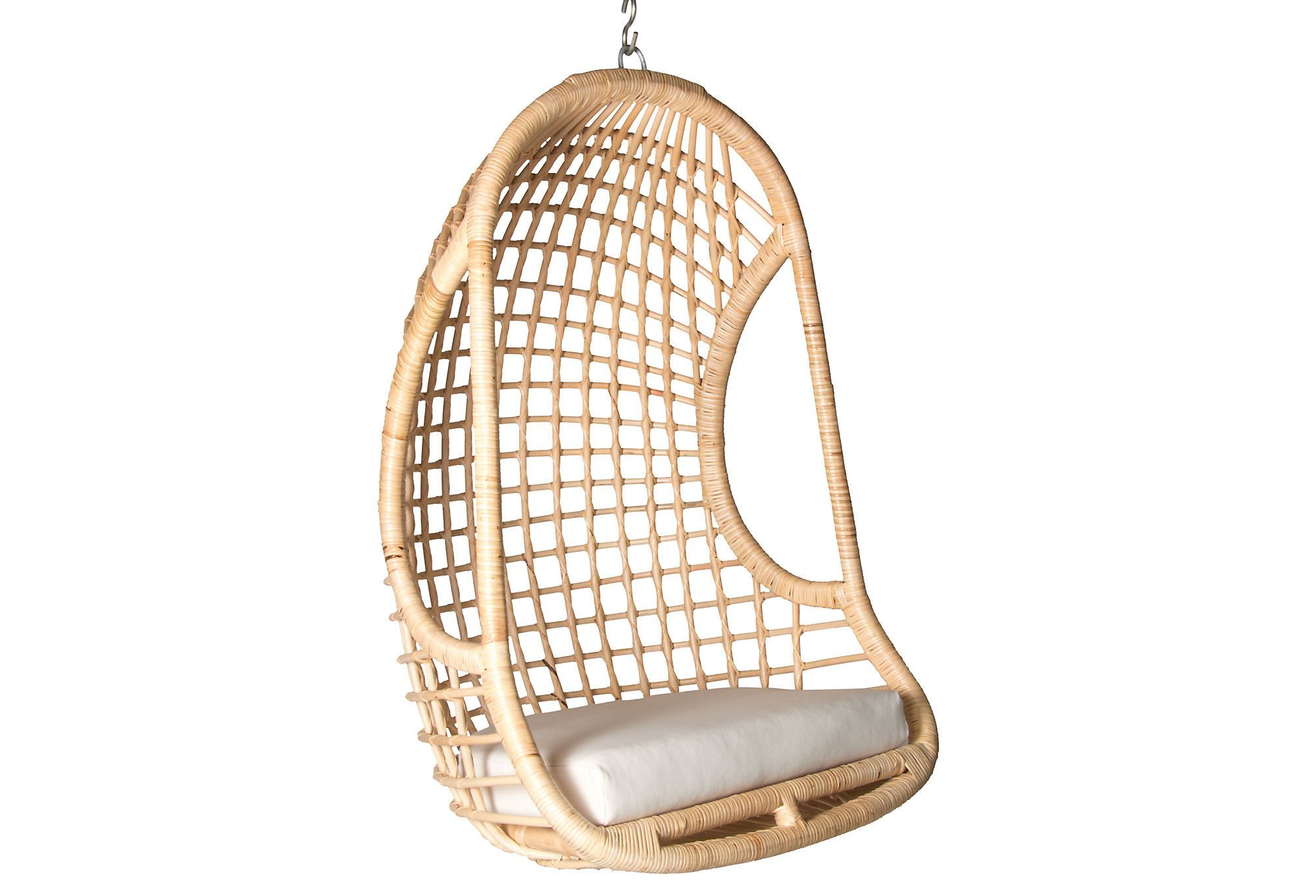 clyde hanging chair one kings lane cococozy the seven