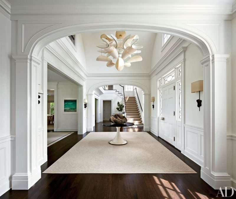 First Impressions 10 Ideas For Entrance Hallway Decor: Fancy Foyers