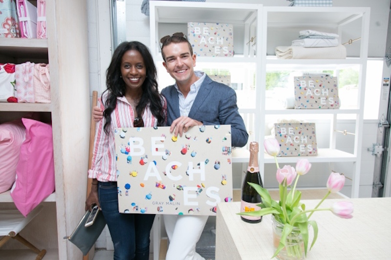 COCOCOZY at Gray Malin Book Signing Hamptons Magazine