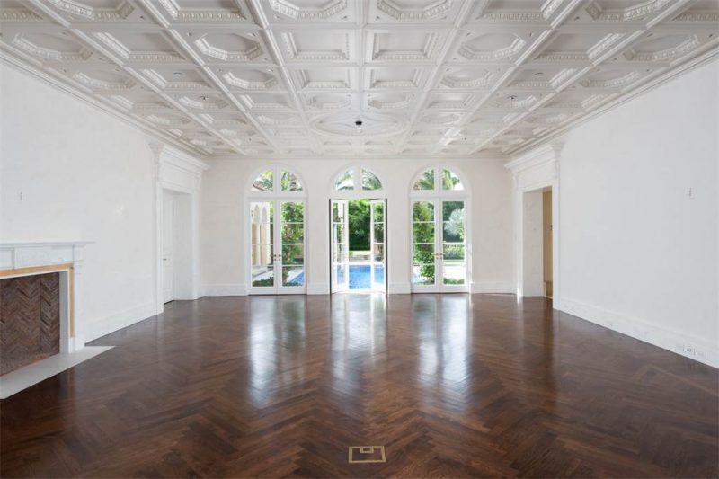 Palm Beach Estate Great Room