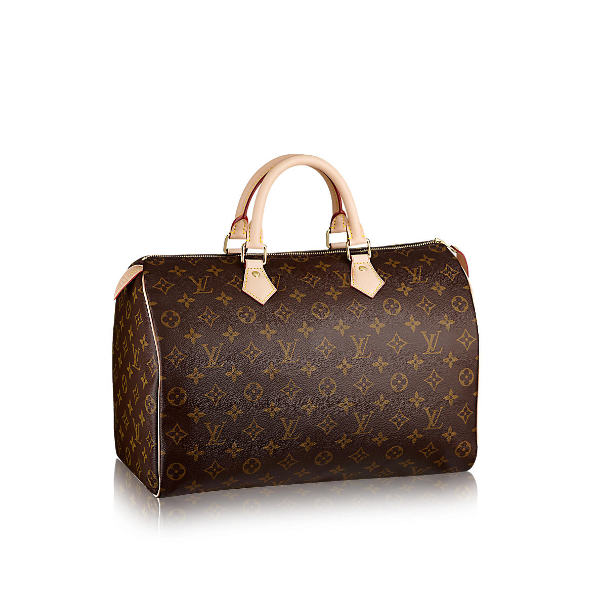Louis Vuitton Speedy 35 Monogram Bag Purse