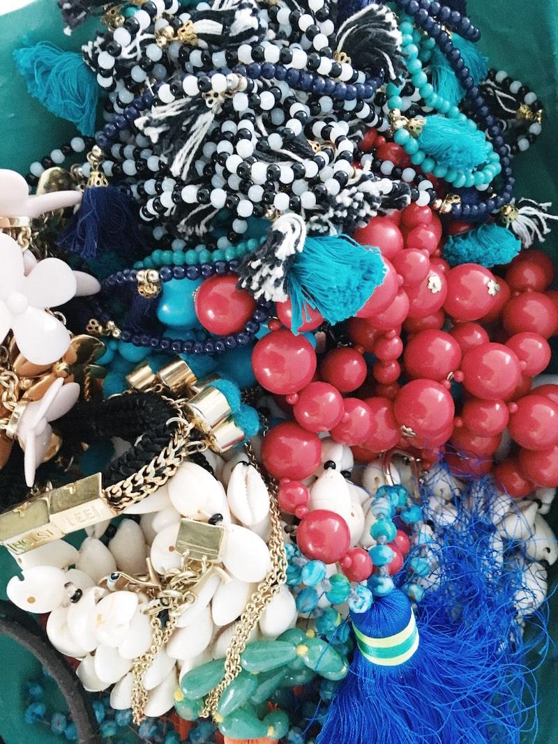 East Hampton Master Bedroom Jewelry
