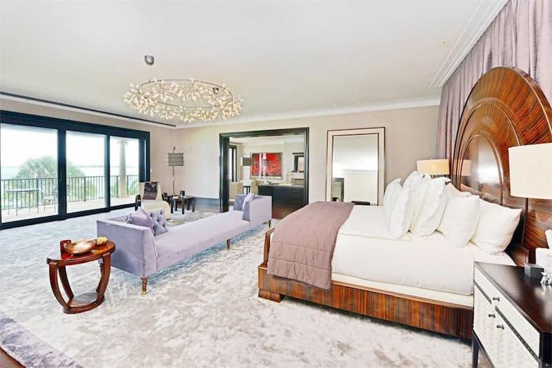 casa sophia bahamas master bedroom