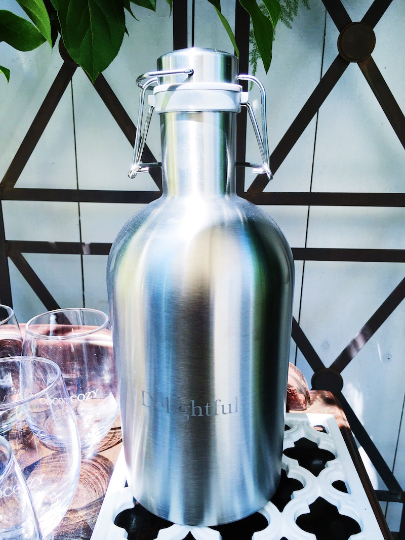 outdoor wine bar shutterfly canteen