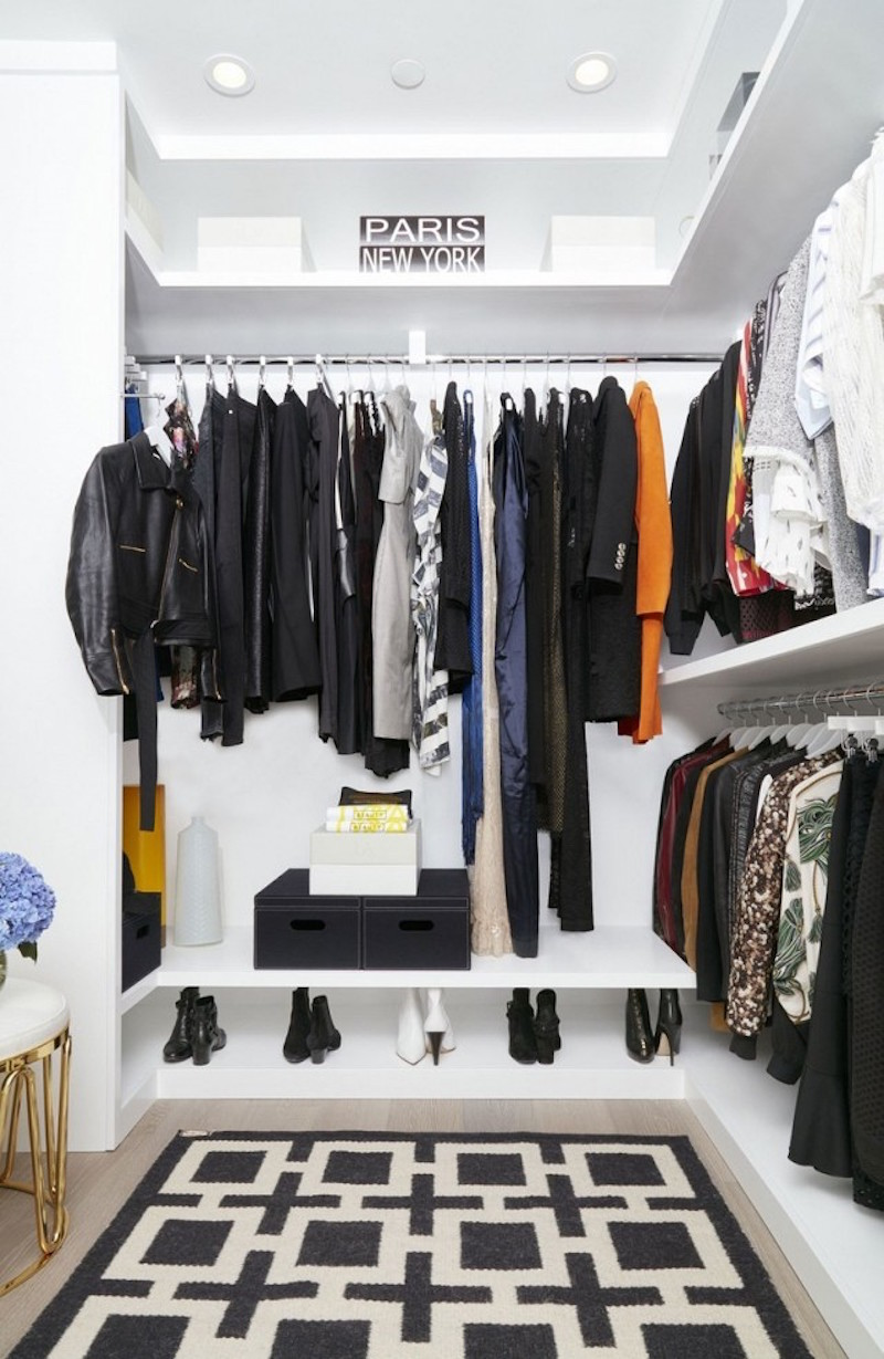 trya banks closets white wardrobe
