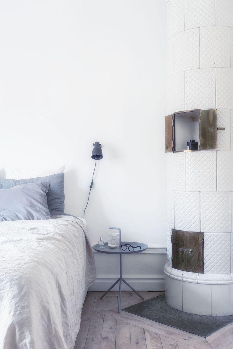 sweden home master bedroom