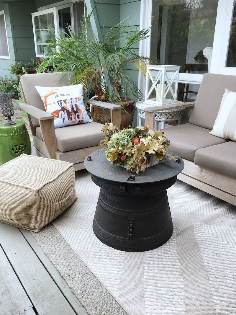 diy behrbox challenge giveaway dried flowers paint box hollywood hills patio