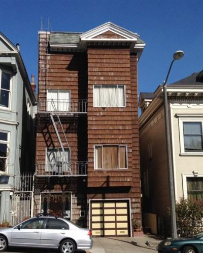Sf Apartments For Sale: House Tour: Multi-level San Francisco Mansion Makeover