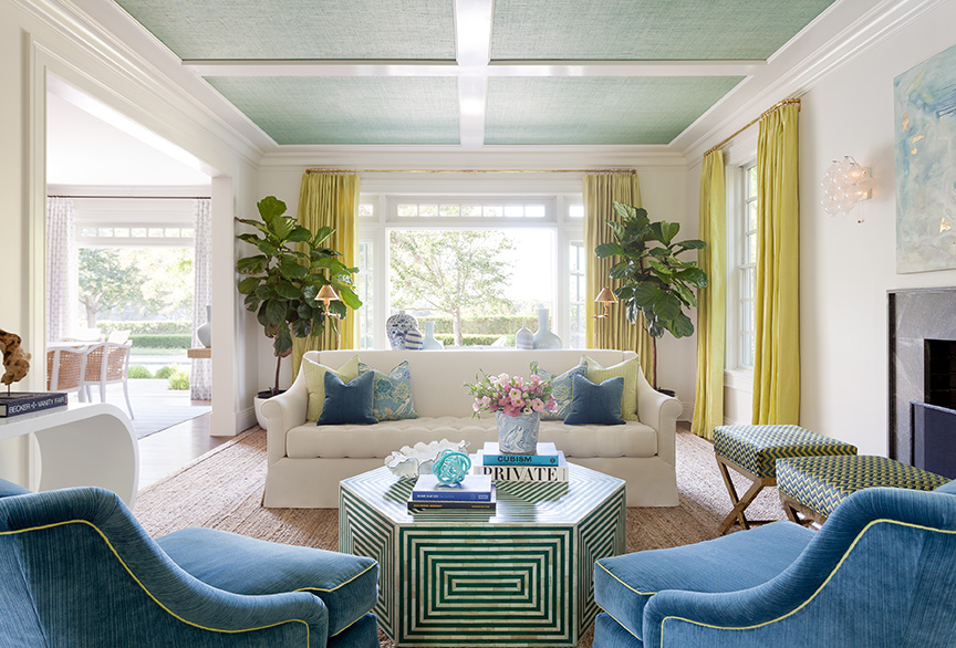 Whimsical Interior Design Stunning Whimsical East Hampton Home  Cococozy