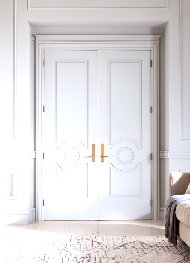 share - Interior Double Doors