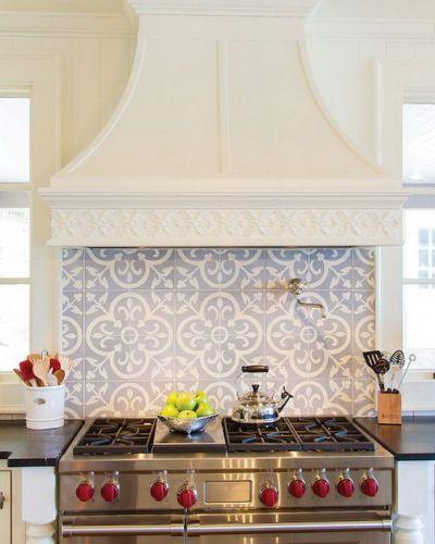 Tuscan Kitchen Tile Backsplash Ideas: 17 Tempting Tile Backsplash Ideas For Behind The Stove