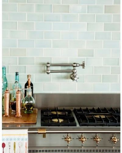 50 Best Kitchen Backsplash Ideas For 2017: 17 Tempting Tile Backsplash Ideas For Behind The Stove