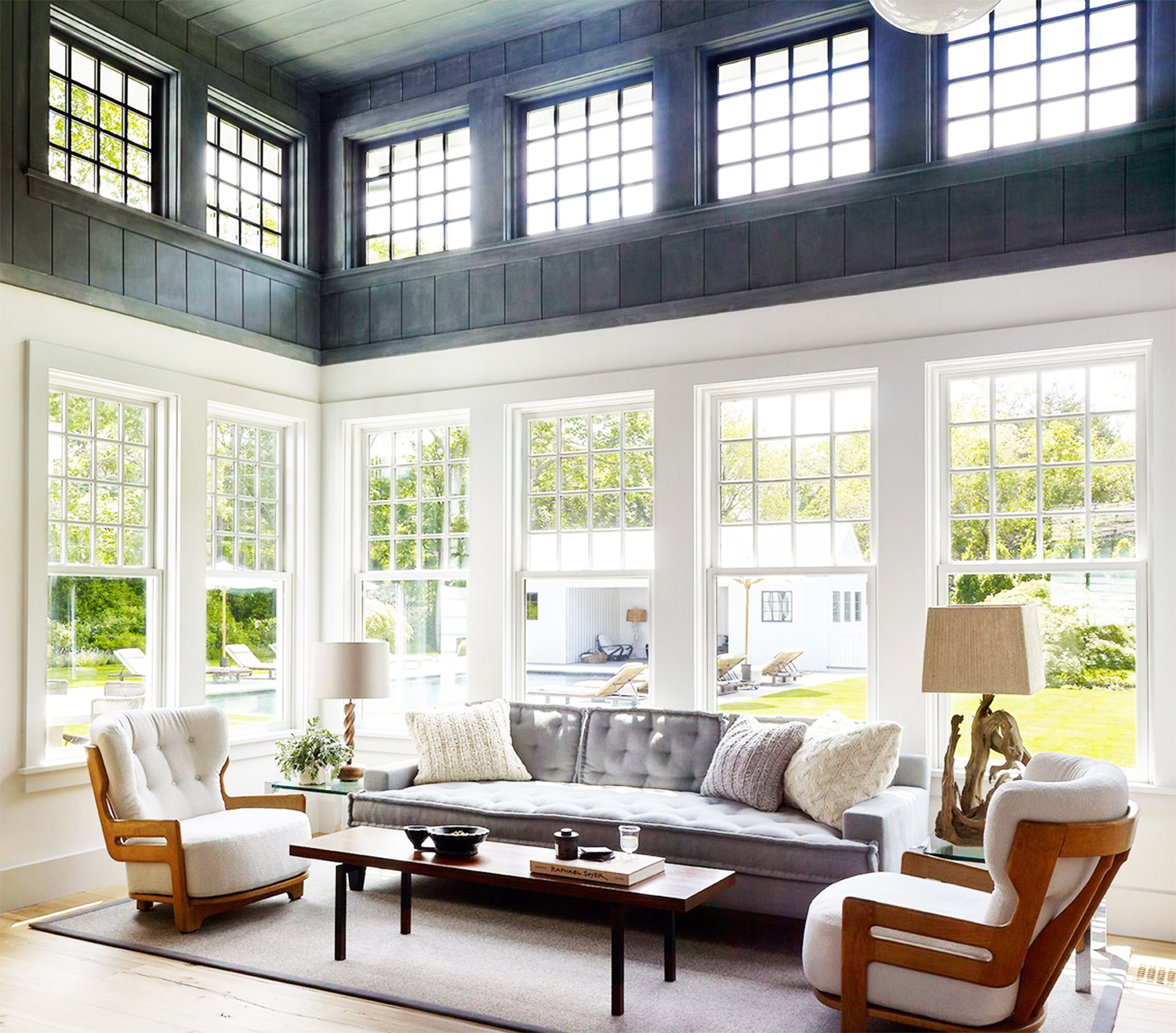 Hamptons Home with a Modern Twist | COCOCOZY