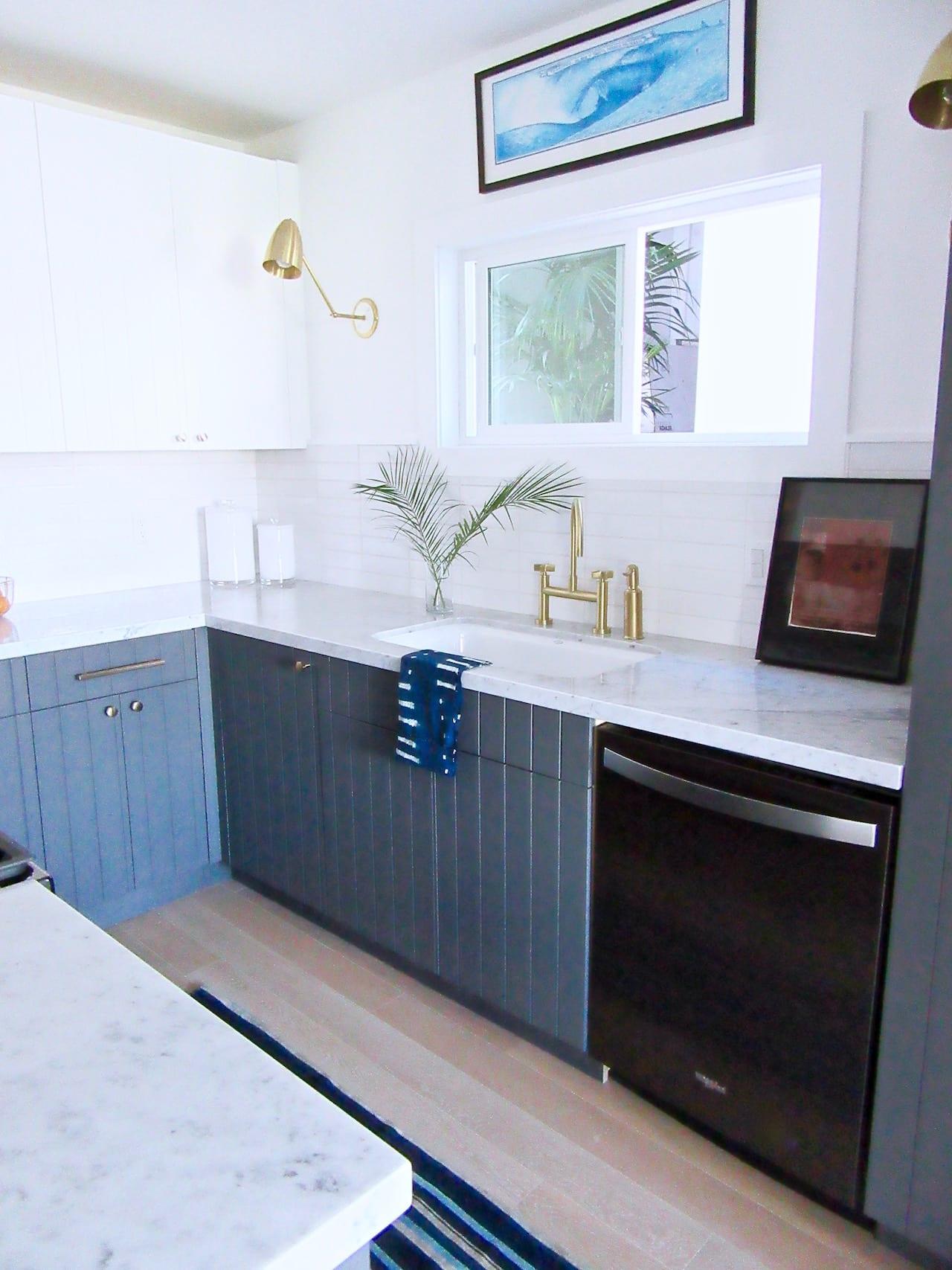 Silver Lake Small Kitchen Remodel