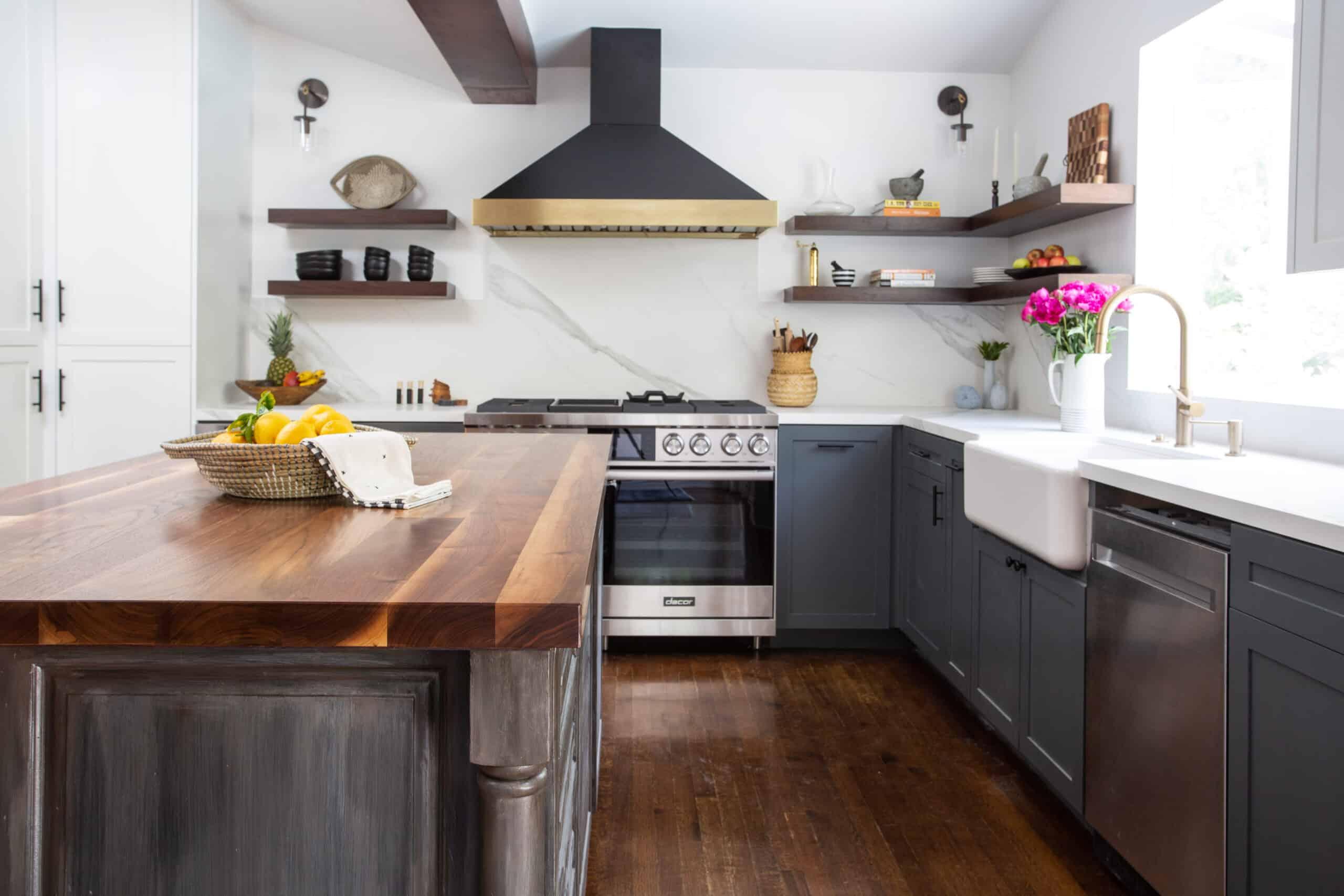 linda grasso's kitchen remodel: an entertainer's dream come true