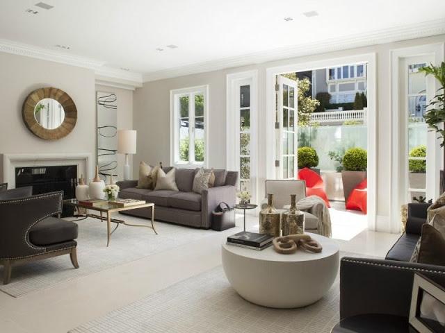 modern living room decor decoration san francisco home house interior design real estate