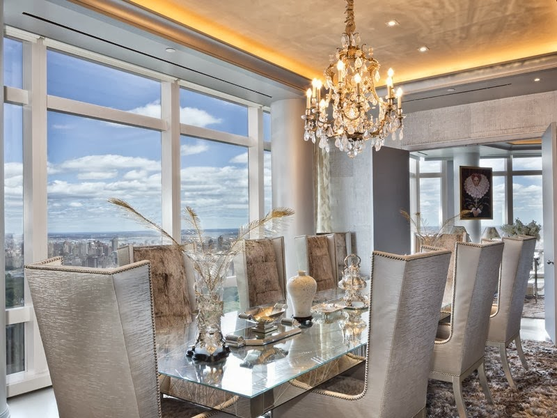 75 Million Dollar Nyc Penthouse See This House Cococozy