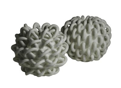 modern porcelain vase