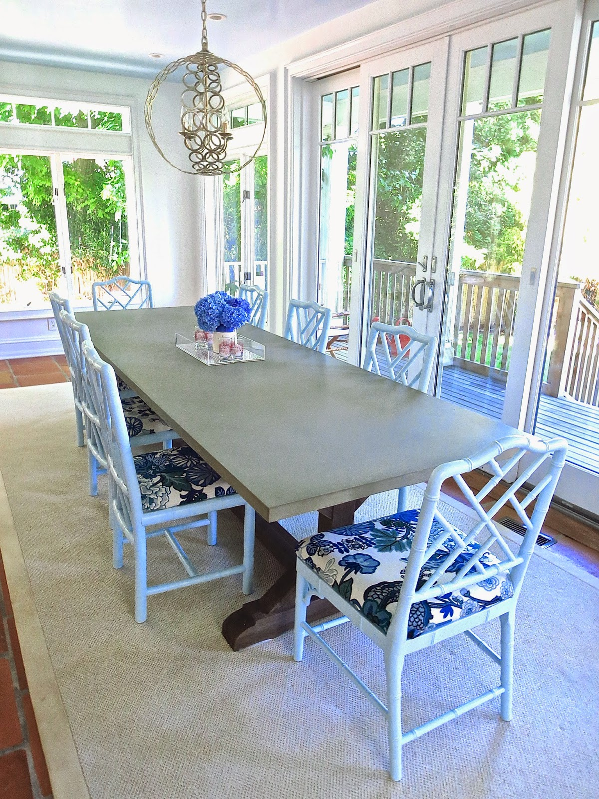 7 EASY STEPS TO TRANSFORMING DINING ROOM CHAIRS