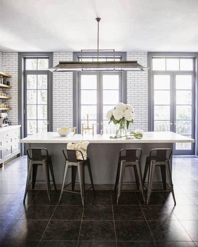 French Grey Kitchen: CITY KITCHEN CONFIDENCE