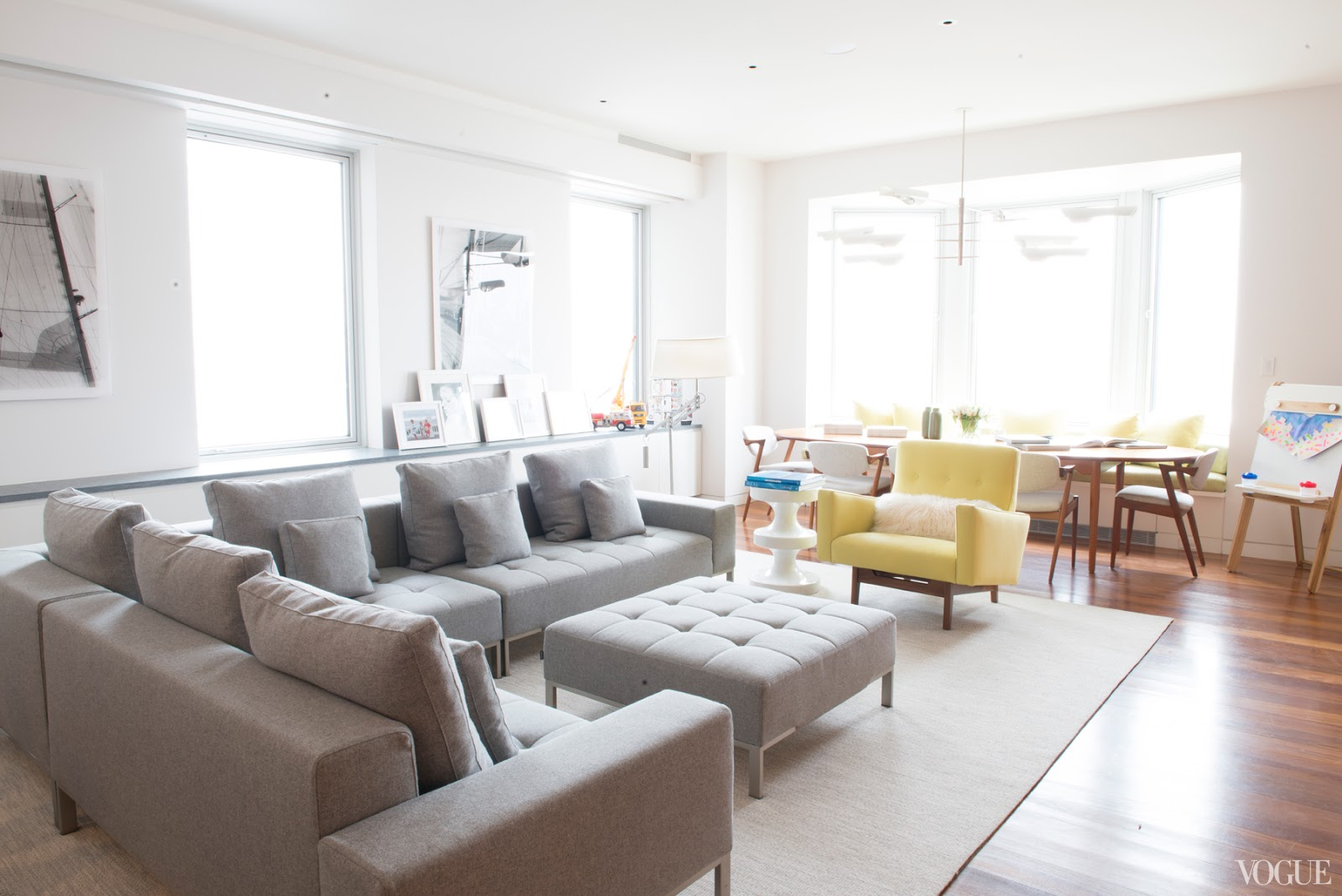 BEYOND NEUTRAL COLOR PALETTE - LIVING THE SERENE LIFE IN NYC!   COCOCOZY