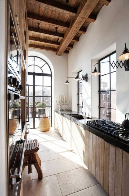 Rustic City Penthouse Cococozy