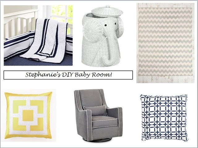 DIY Baby Room