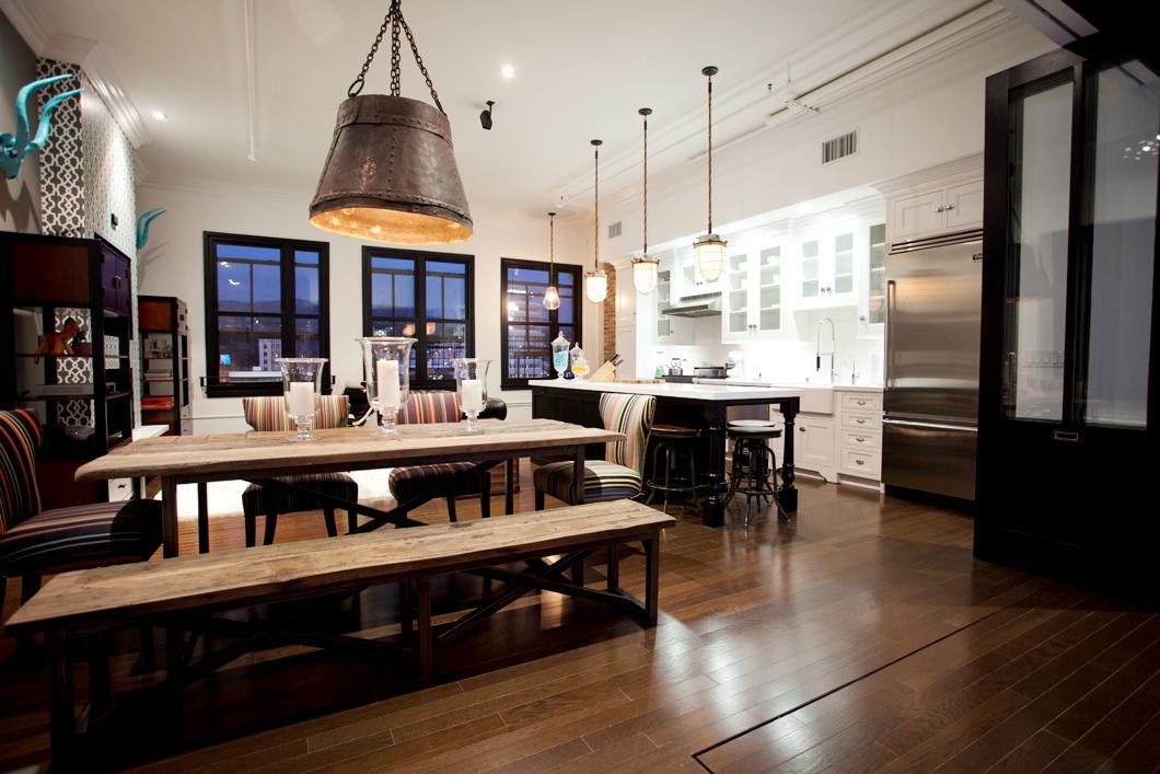 Industrial Rustic Designs loft living: industrial rustic chic! | cococozy