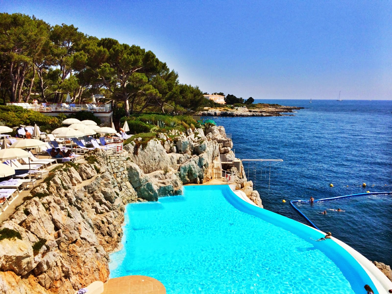 Image result for hotel cap du eden roc