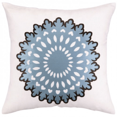 COCOCOZY Wauwient Embroidered Pillow