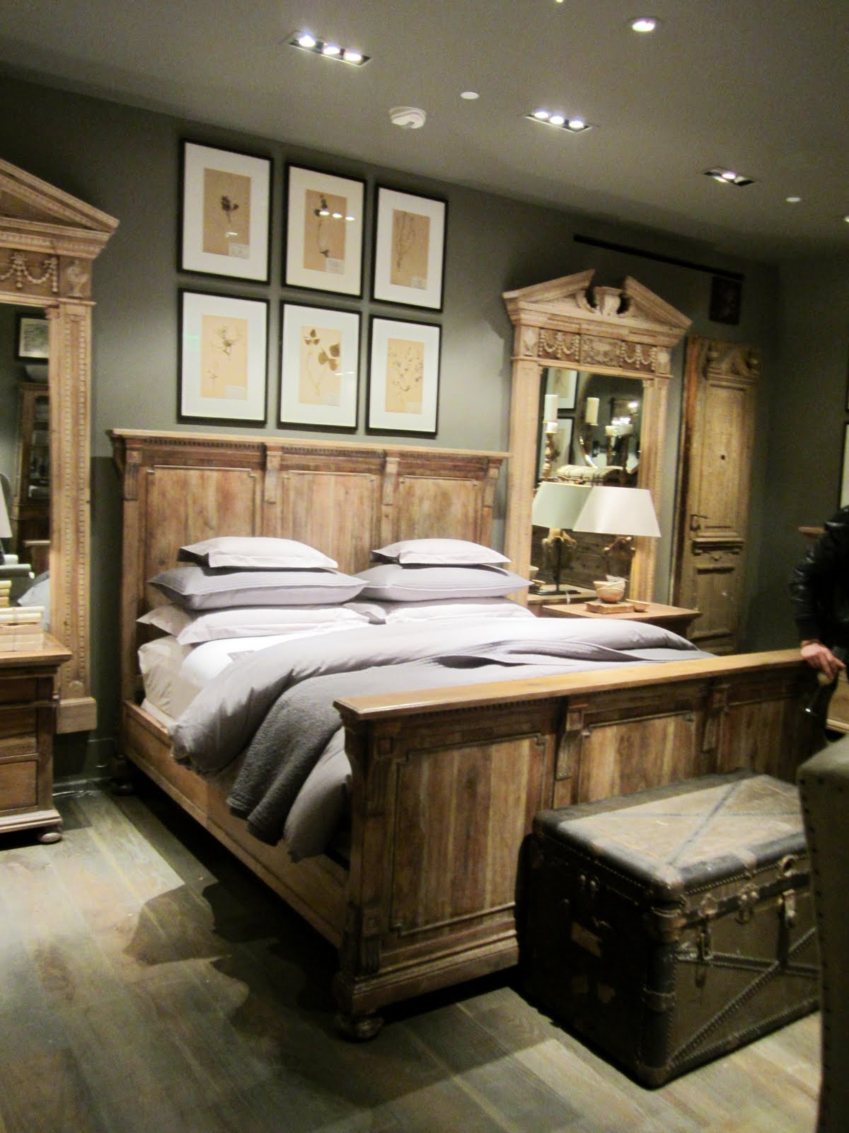 Restoration Hardware Bedroom Amusing Restoring A Great Brand The Incredible New Look Of Restoration Review