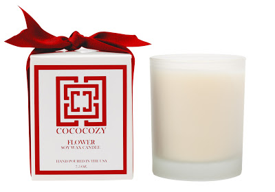 Special Edition COCOCOZY Candle for Valentine's Day with gift box