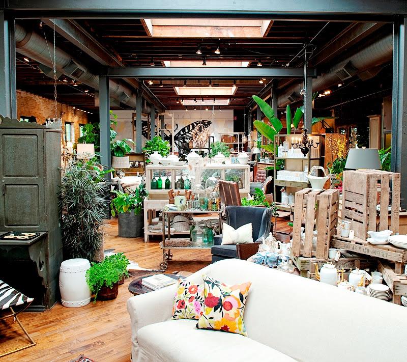 Inside Jayson Home & Garden