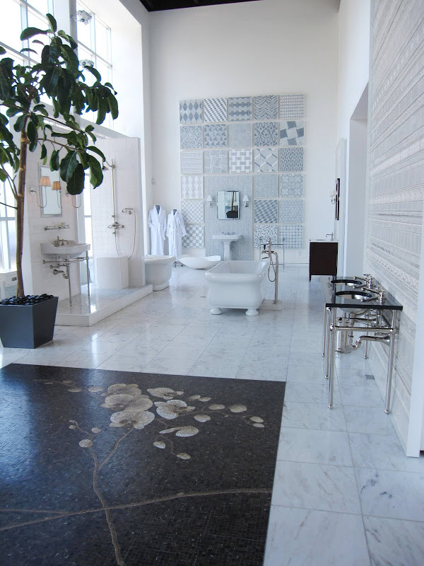 how to cut marble mosaic tile