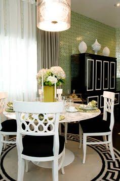 Design Idea White Lacquer Dining Chairs Cococozy