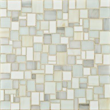 Erin Adams glass mosaic tile