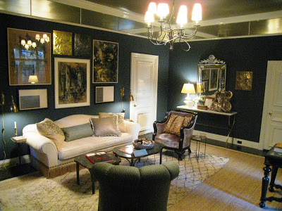 Salon D'Art designed by Katie Leede-McGloin in the Greystone Mansion
