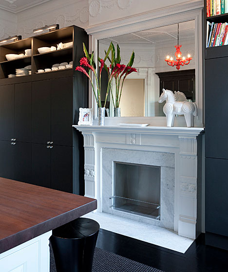Kitchen Cabinets In Brooklyn Ny: A NEW YORK BROWNSTONE GETS A TOTAL REVAMP FROM THE
