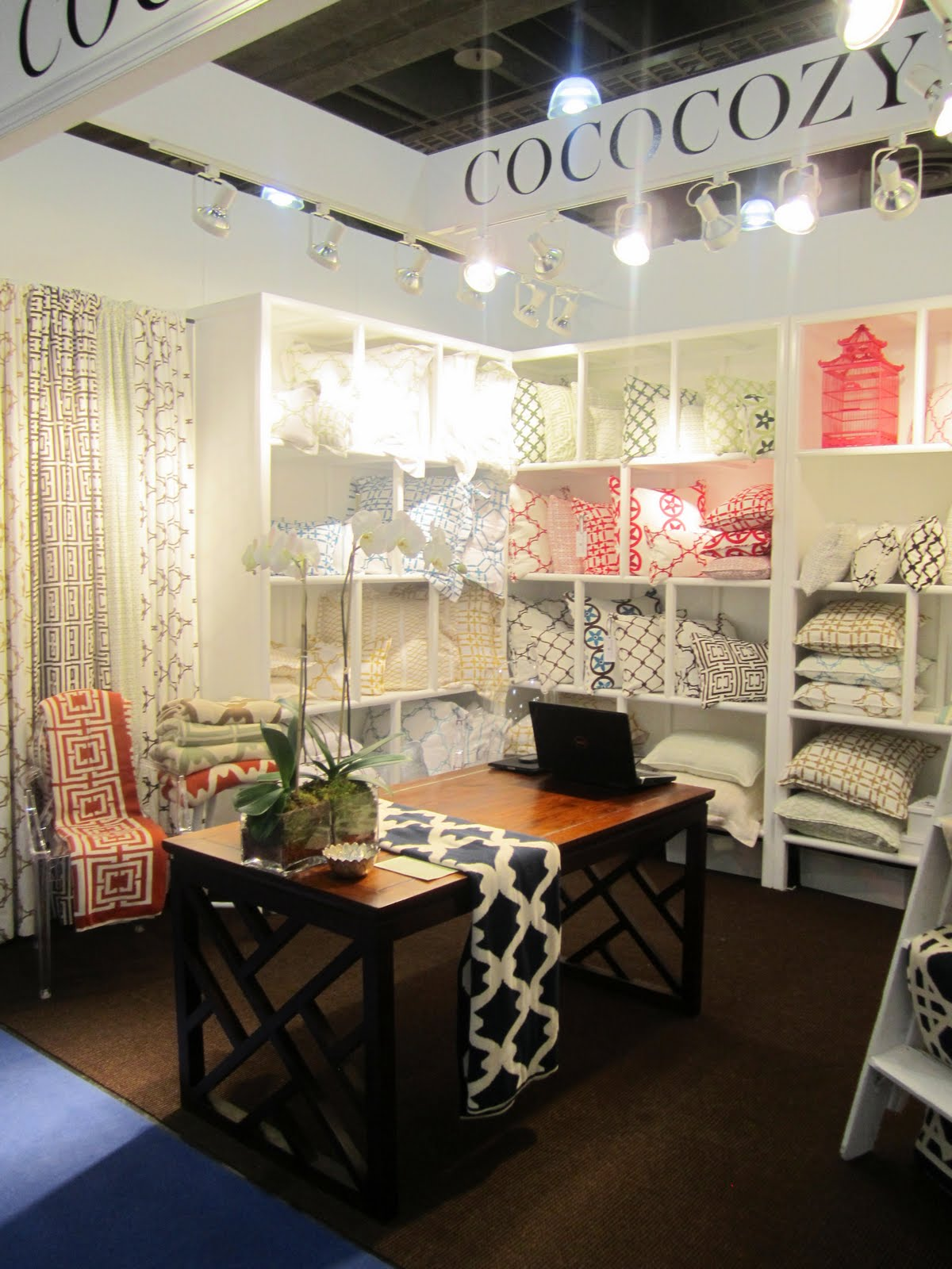 Designing a brand cococozy 3 d at the new york for New york international gift fair