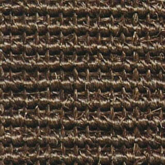 Close up of the sisal rug