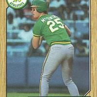 "Mark McGwire, my childhood, and why he should be in the HOF despite the ""Boomers"" that keep him out."