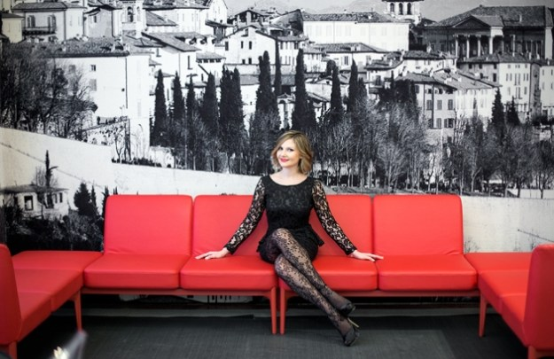 Serata romantica all'Hotel San Marco – Valentine's Day Outfit Idea