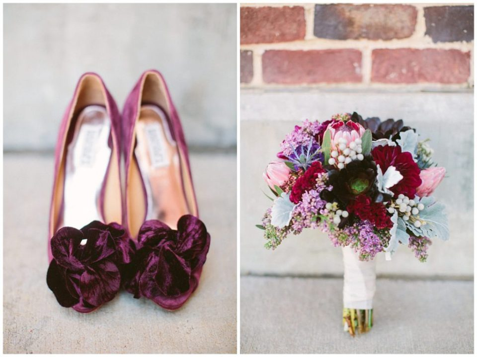 Luxury Jewel Tone Floral Design by Coco Fleur Events