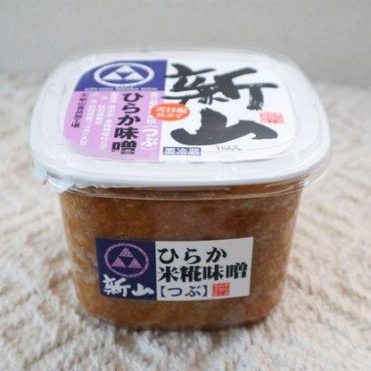 ひらか米麹味噌