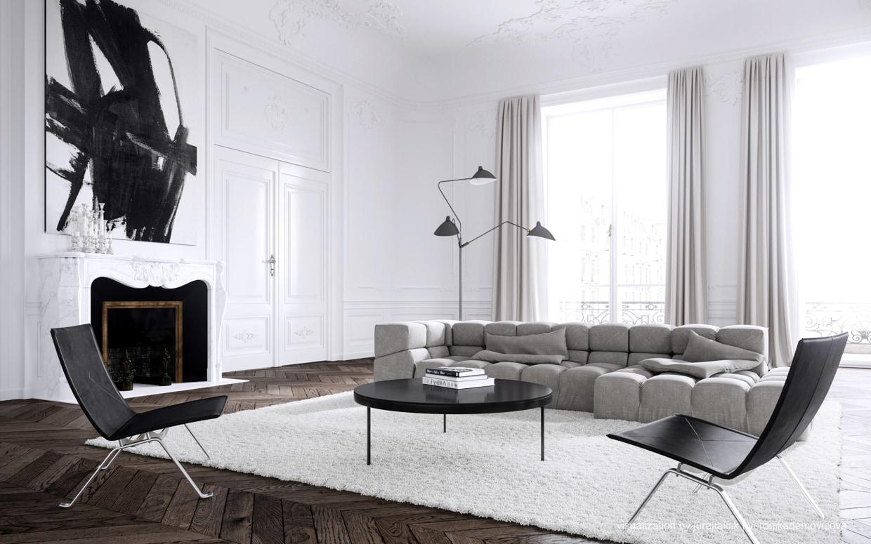 Paris Apartment Interior Design Jessica Vedel