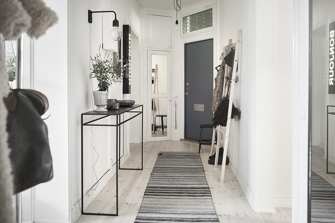 Family home in Gotheburg - via ciocolapinedesign.com