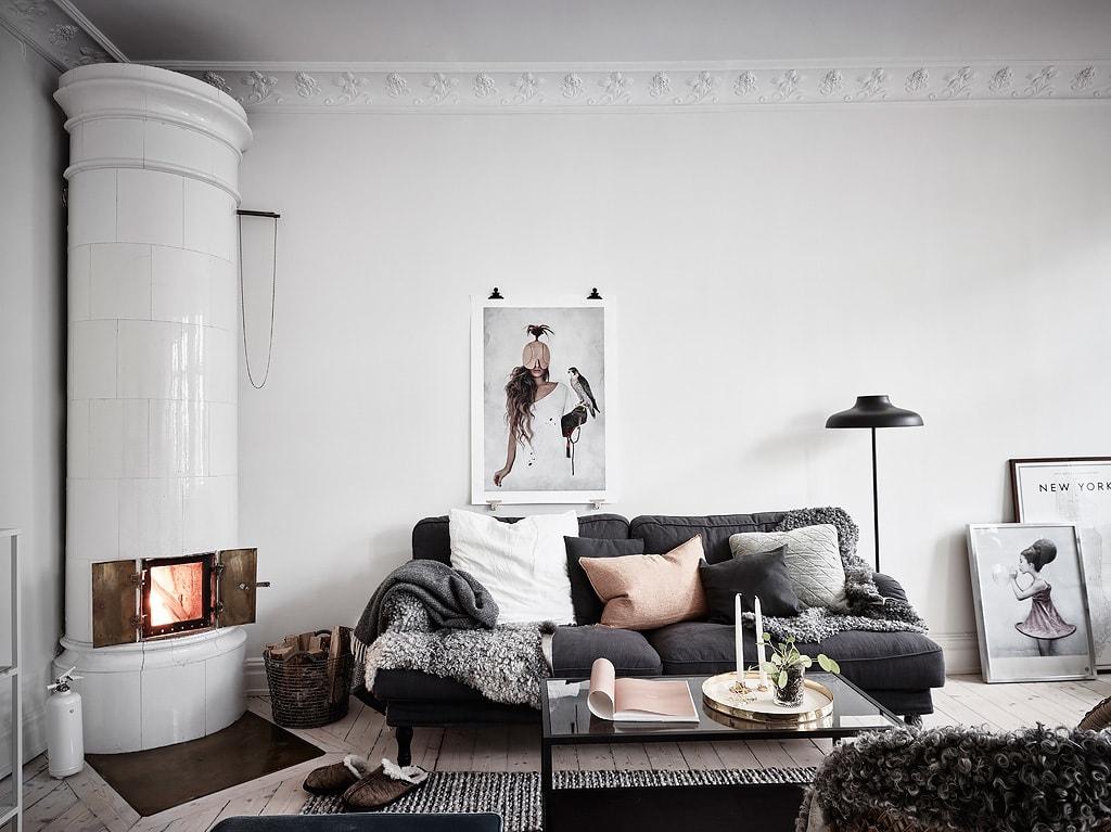 1d8f0b09e64368 Small home with a great kitchen - COCO LAPINE DESIGNCOCO LAPINE DESIGN