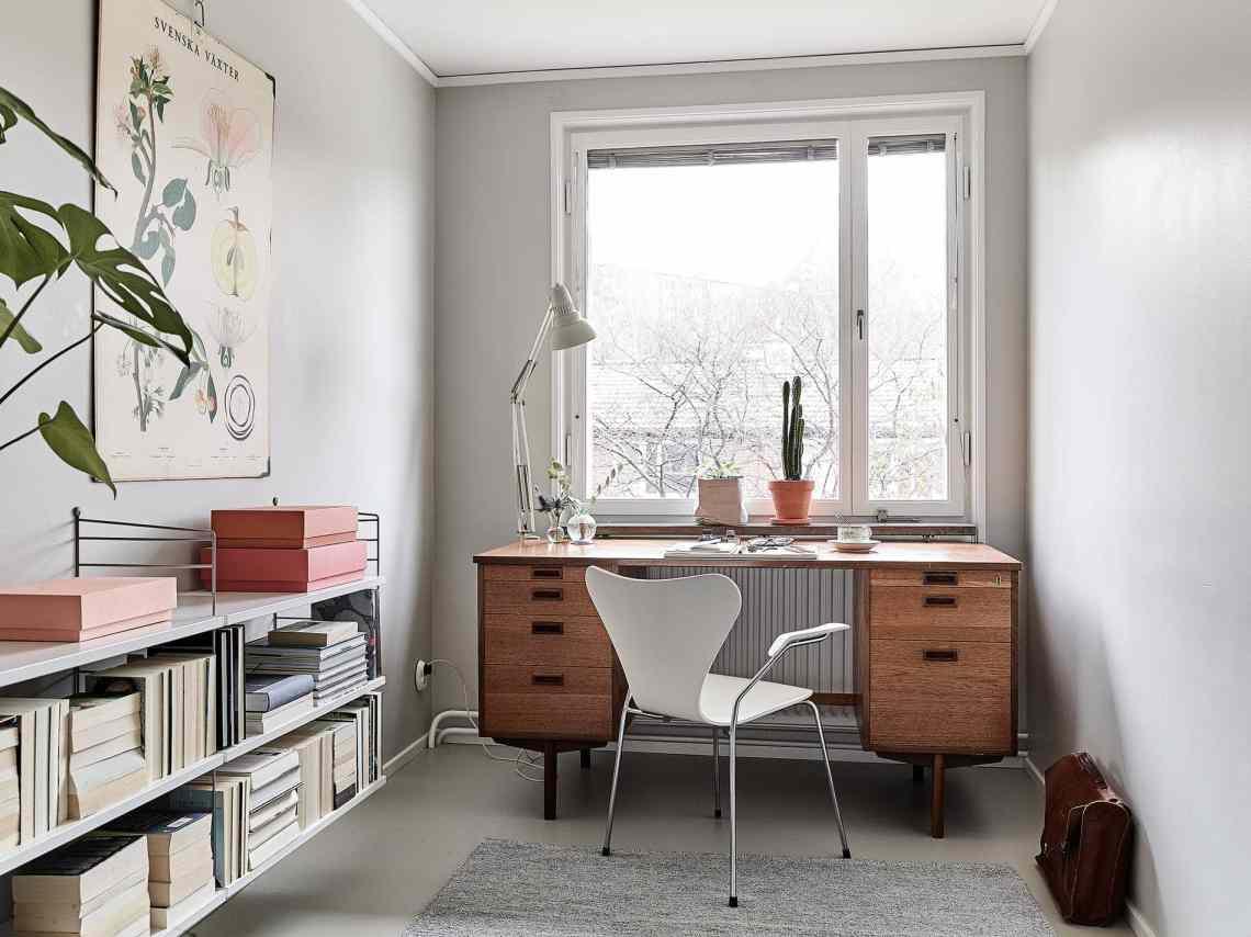 Cozy office space - COCO LAPINE DESIGNCOCO LAPINE DESIGN